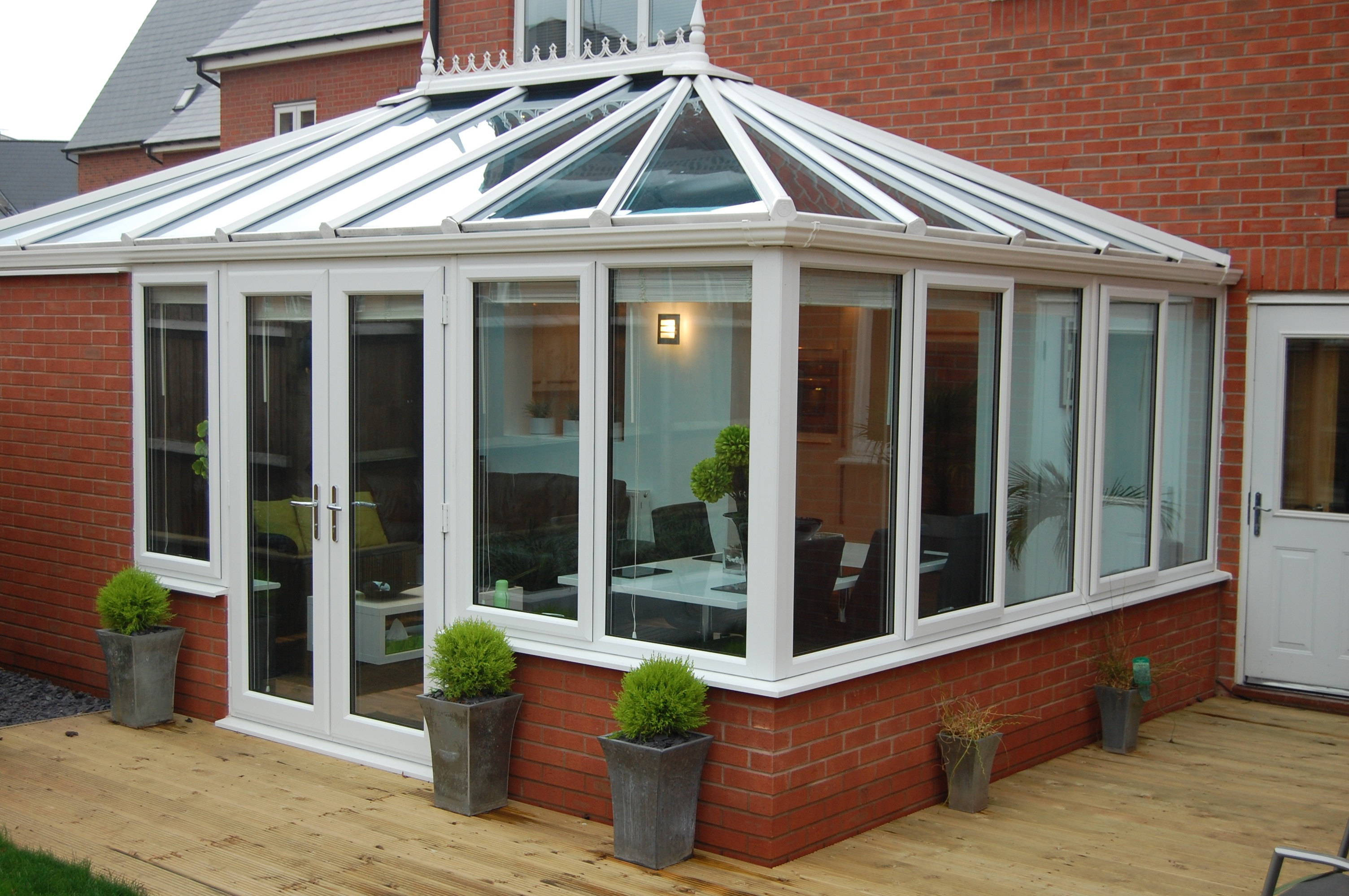 Conservatories Stoke On Trent Conservatory Build In Stoke